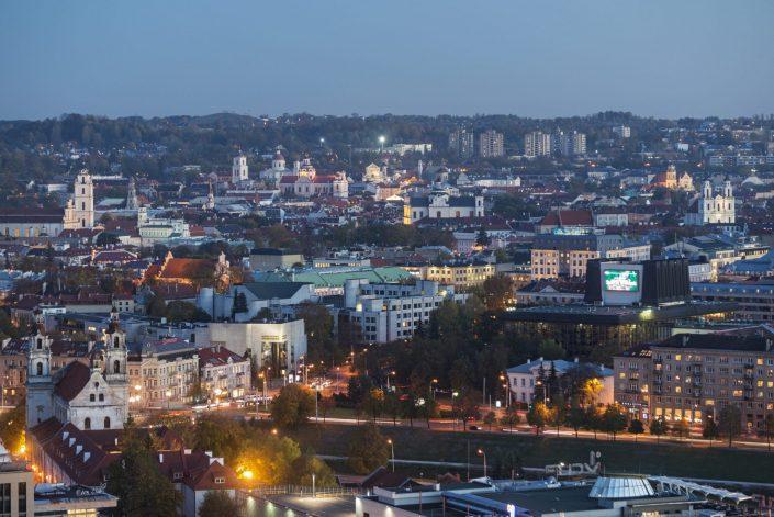 Vilnius temstant