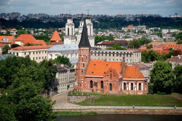 Kauno bažnyčios
