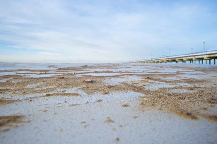 Sušalęs smėlis