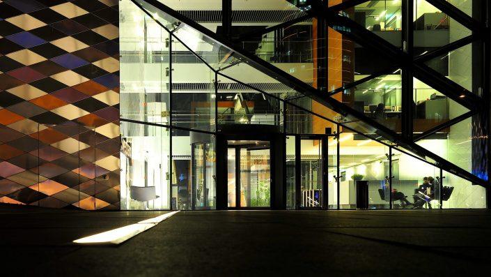 Swedbankas naktį