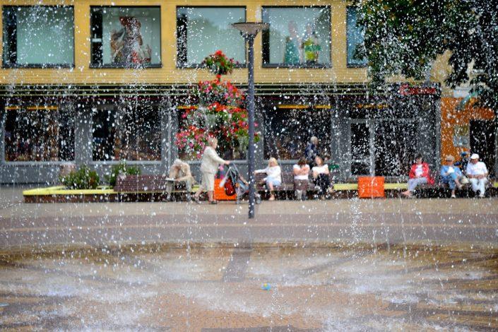 Centrinis fontanas