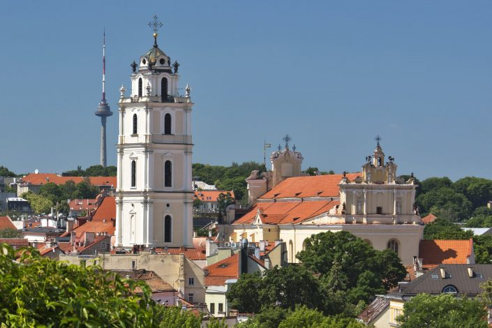 Bažnyčių bokštai