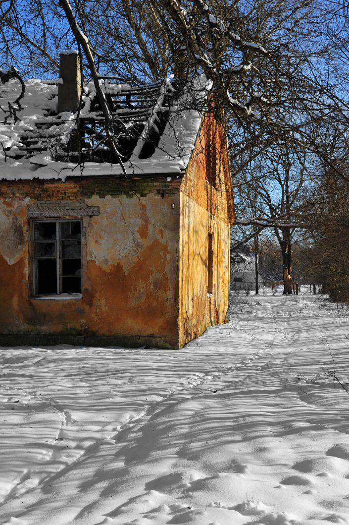 Baltosios Vokės dvaras